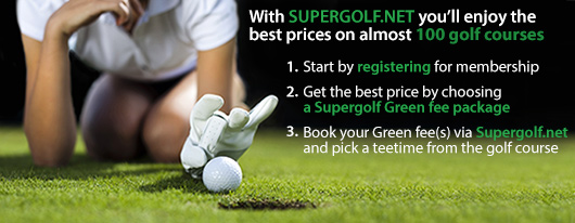 Supergolf is Finland's best golf service